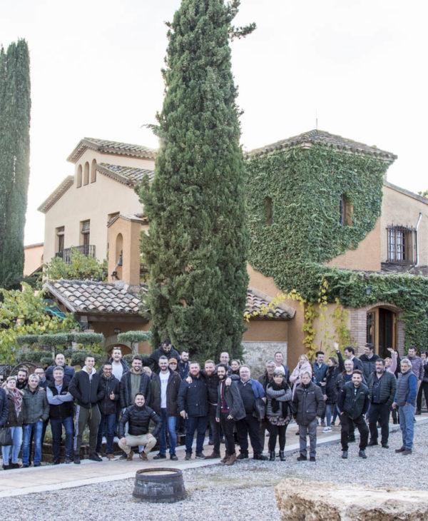Distribucions Garcia Moreno. Garcia Moreno, distribucions Gourmet - Alcanar (Tarragona) - Sabaté i Coca - Castellroig