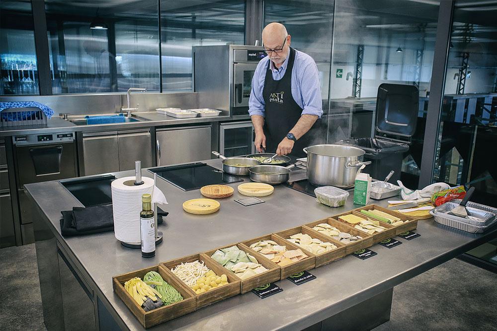 Artipasta - Garcia Moreno. Distribucions Gourmet - Alcanar (Tarragona)