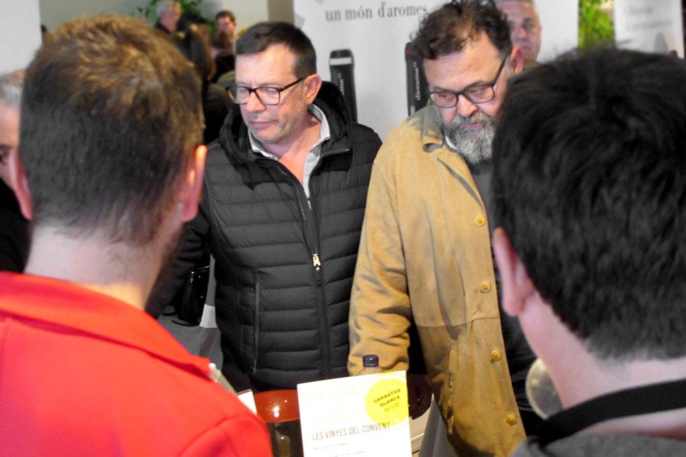 Garcia Moreno, distribucions gourmet - Les Vinyes del Convent - Mostra de vins DO Terra Alta 2019