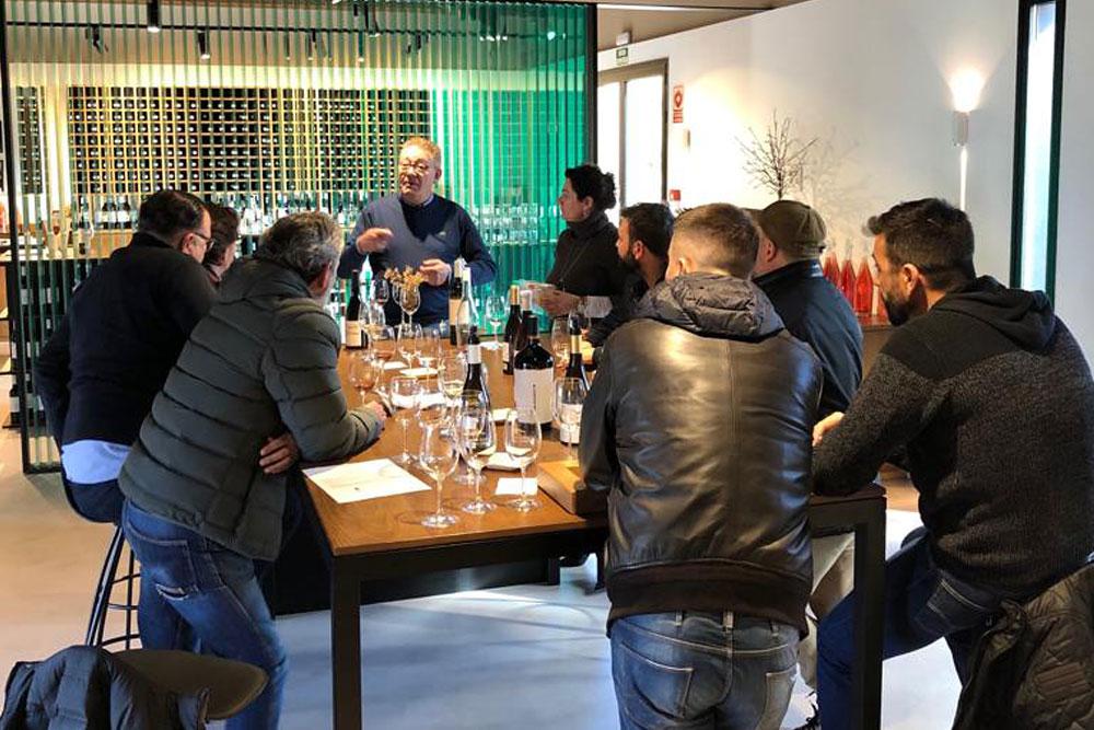 Garcia Moreno. Distribucions Gourmet - Les Vinyes del Convent - Alcanar (Tarragona)