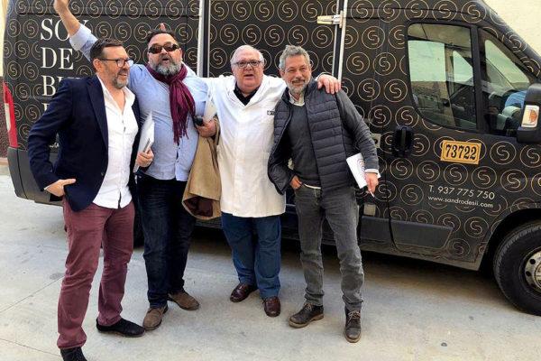 Sandro Desii- Garcia Moreno. Distribucions Gourmet - Alcanar (Tarragona)