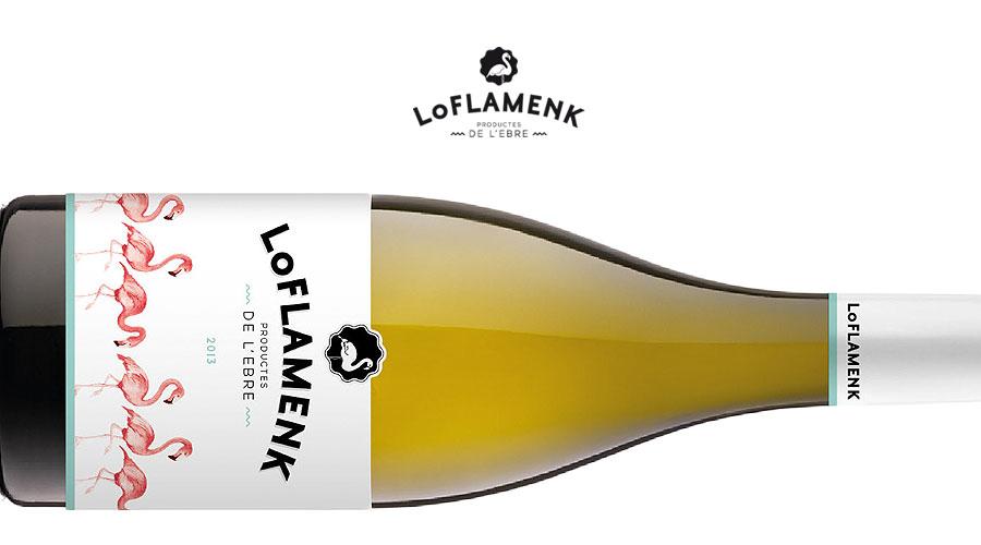 Lo Flamenk Blanc (DO Terra Alta)