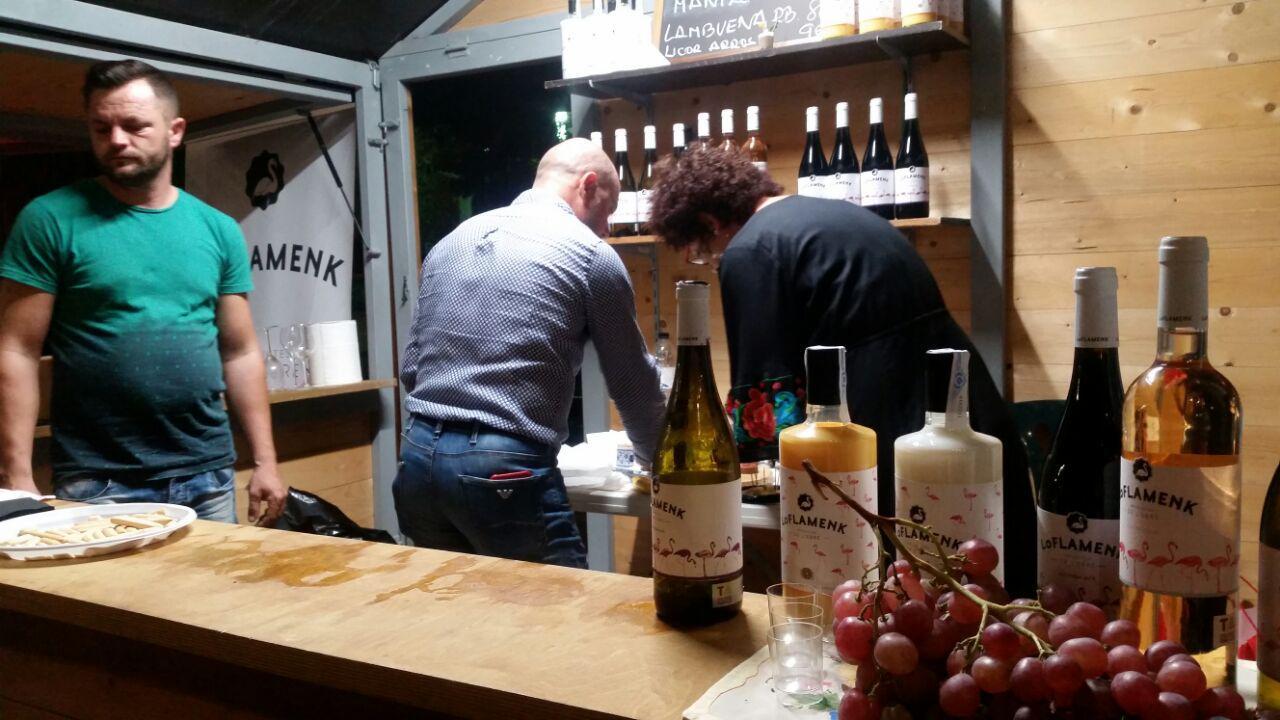 Garcia Moreno, distribucions gourmet - Lo Flamenk